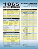 1065 Express Answers (2013), CCH Tax Law Editors, 0808030949