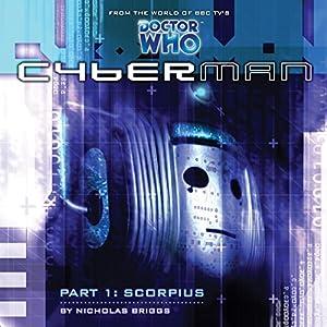Cyberman - 1.1 Scorpius Audiobook