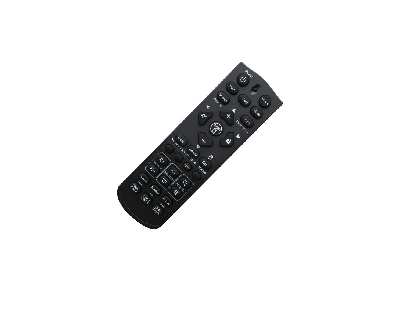 Universal DLP Projector Relacement Remote Control Fit for Viewsonic PJD5132 PJD5232L