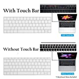 HDE Plastic Hard Shell Case and Keyboard Cover for