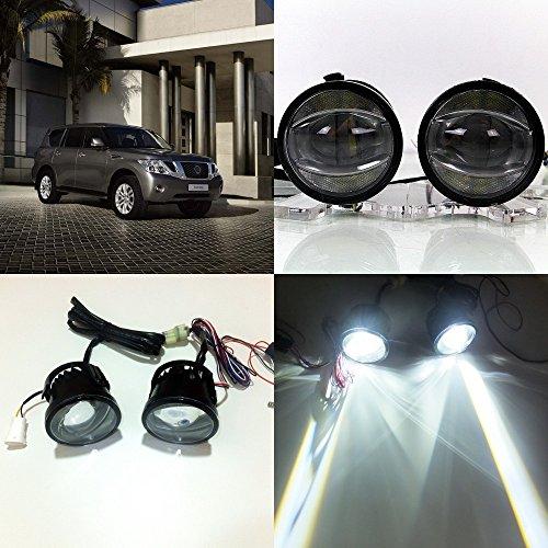 nissan b 14 fog lights - 4