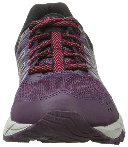 De mid Gris Femme black Gel winter Grey 3 Chaussures sonoma Bloom Asics Trail PqIY04Px