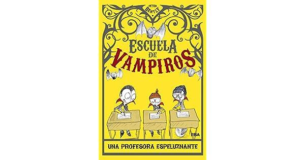 Amazon.com: Escuela de vampiros 4. Una profesora ...