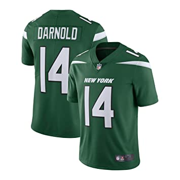 meet 557f6 3f9c8 Team Sports America New York Jets Green Sam Darnold #14 Vapor Limited Jersey