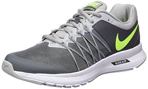 NIKE New Men's Air Relentless 6 Running Shoe Dark Grey/Volt (Nike Air Mag Shoes)