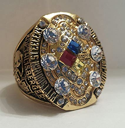Amazoncom 2008 Replica Pittsburgh Steelers Super Bowl