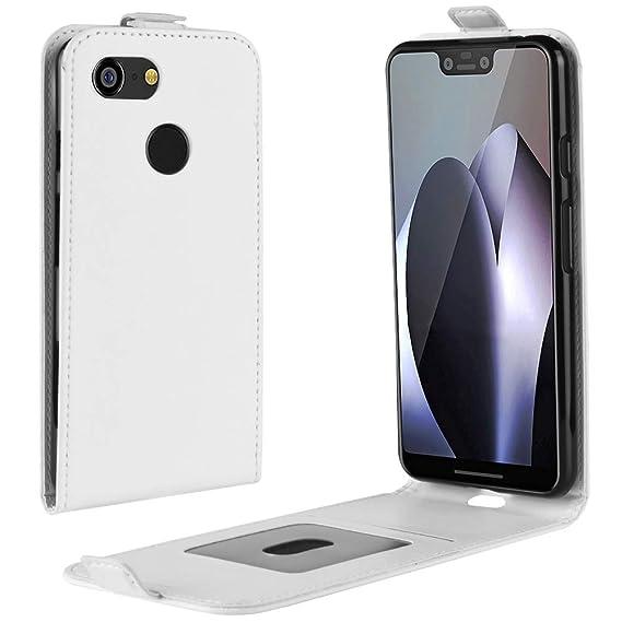 wholesale dealer a4543 dbdc5 Amazon.com: Google Pixel 3 XL Case,Google Pixel 3 XL Leather Case ...