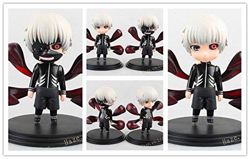Tokyo Ghoul Ken Kaneki Haise Sasaki Kakuja Centipede Anime Figure Toy Set 2pcs