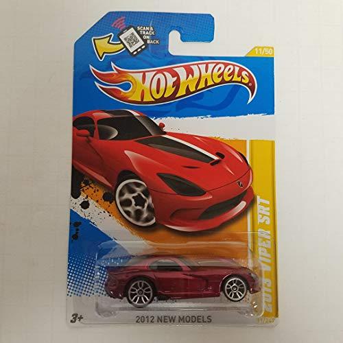 (2013 Viper SRT 2012 New Models Hot Wheels 1/64 Scale diecast car no. 11)