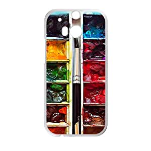 Color palette Phone high quality Case for HTC One M8
