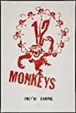 12 Monkeys Movie Mini Poster 11x17 Master Print