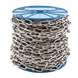 Universal 2466488 Tenso Chain, Zinc, 3/0 x