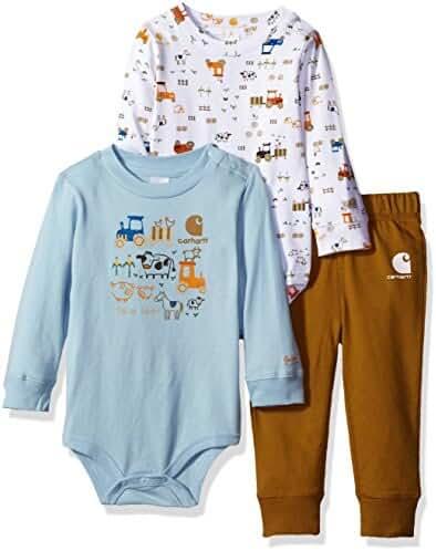 Carhartt Baby Boys'' 3 Piece Set