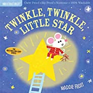 Indestructibles: Twinkle, Twinkle, Little Star: Chew Proof · Rip Proof · Nontoxic · 100% Washable (Book for Ba