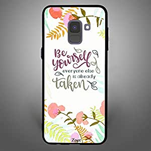 Samsung Galaxy A8 Plus Be Yourself Everyone else is Taken