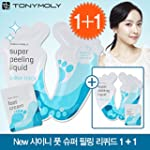 Tonymoly Shiny Foot Peeling Liquid 1+...