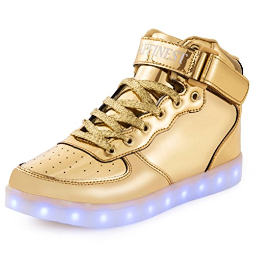 AFFINEST Charging Flashing Fashion Sneakers