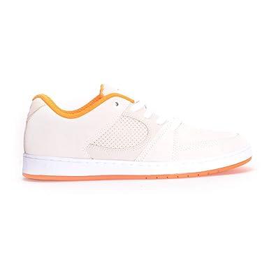 93a4fb5e77 eS Men s Accel Slim X The Nine Club Skate Shoe White 6 Medium US