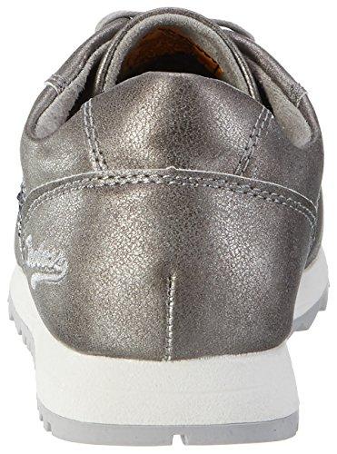 Dockers by Gerli 38ml209-687200, Zapatillas para Mujer Gris (Grau 200)