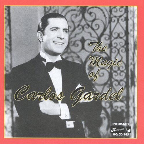 CD : Carlos Gardel - Magic Of Carlos Gardel (CD)