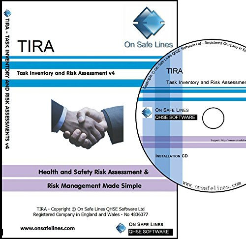Health Assessment Software - TIRA - Task Inventory & Risk Assessment, Health & Safety Risk Management Software