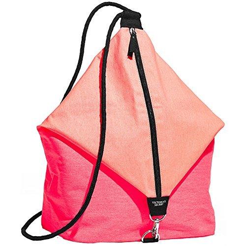 Victoria's Secret Sling Bag Pink And Orange by Victoria's Secret