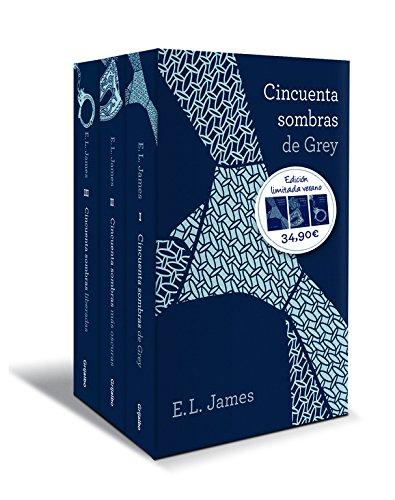Trilogía Cincuenta Sombras: Cincuenta Sombras De Grey. Cincuenta ...
