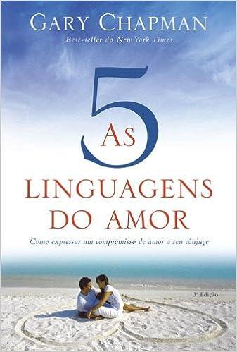capa do livro As 5 Linguagens do Amor