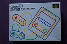 Super Famicom Game Console (Japanese Import Video Game)