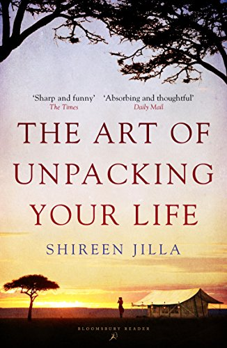 The Art of Unpacking Your Life by [Jilla, Shireen]