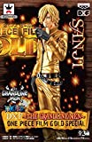 Japan Import One Piece DXF THE GRANDLINE MEN ONE PIECE FILM GOLD SPECIAL Sanji Namco Limited