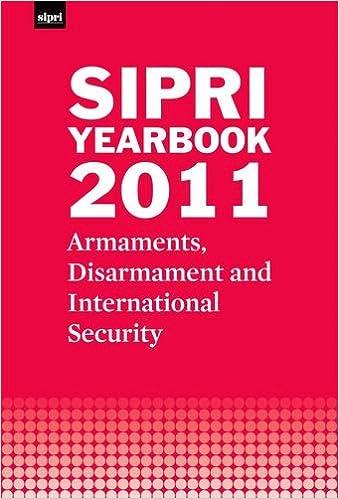 Lädt E-Books online herunter SIPRI Yearbook Online 2011 (SIPRI Yearbook Series) PDF MOBI