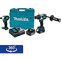 Makita Xt252Tb Lithium Ion Discontinued Manufacturer Features