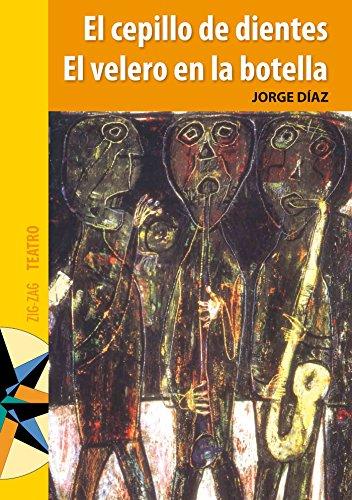 Cepillo de dientes. El velero en la botella (Spanish Edition) by [Díaz