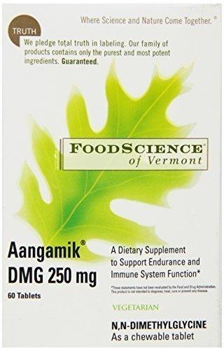 - FOOD SCIENCE LABS AANGAMIK (DMG),250 MG, 60 TAB by Food Science Labs
