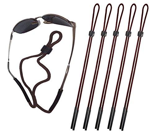 Attmu Sports Sunglass Holder Strap, Safety Glasses Eyeglasse