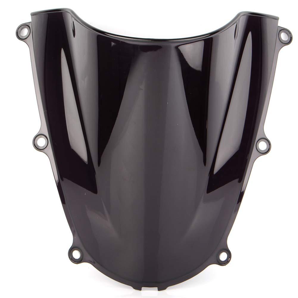GZYF Motorcycle Windshield Windscreen Fits HONDA CBR 600RR 2005 2006 Black
