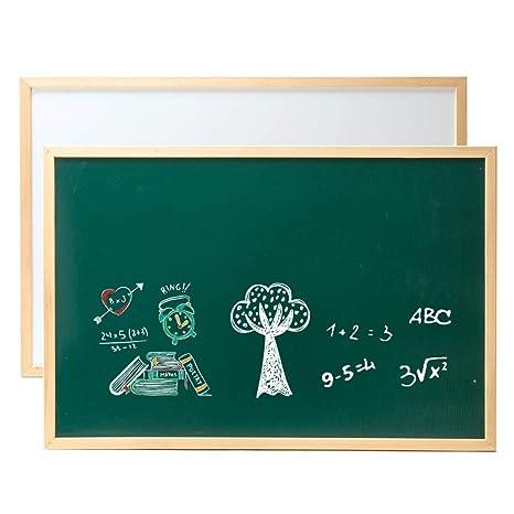 Kaiyu Blanco Verde Tablero de Escritura de Doble Cara ...