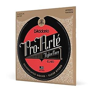 D'Addario EJ45 Pro-Arte Normale Klassische Gitarrensaiten