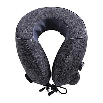 Amazon.com: PBQWER - Almohada de masaje en forma de U ...