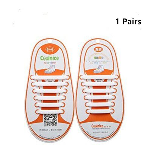 (Silicone ShoelacesThe Elastic Tie-Free and Wash-Free for Children)