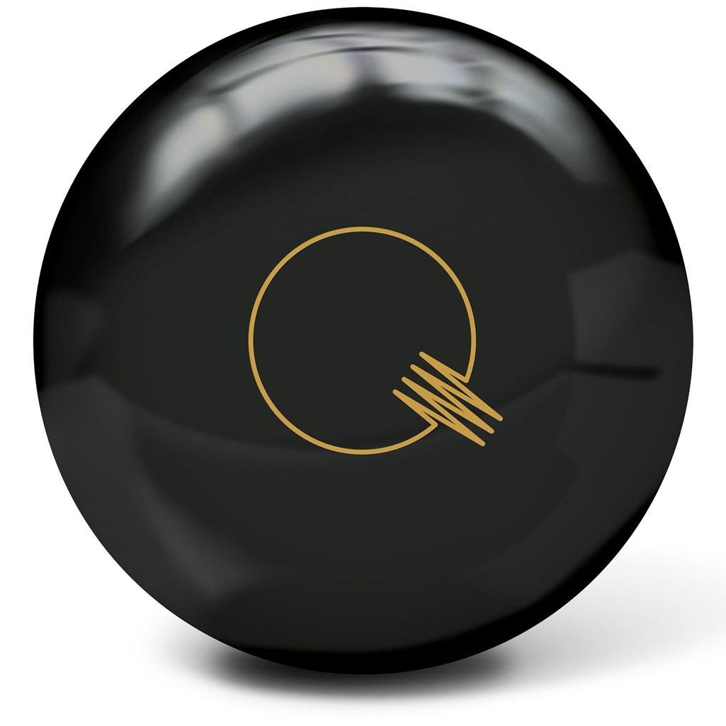 Brunswick Quantumブラッククラシックボーリングボール B072N3NK2M  15 lb