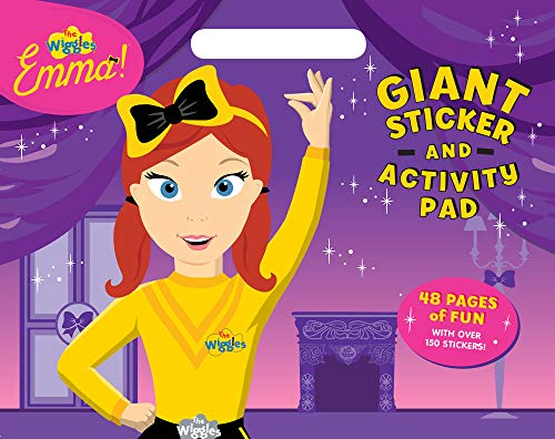 Costumes For Babies Australia (The Wiggles Emma!: Giant Sticker and Activity)