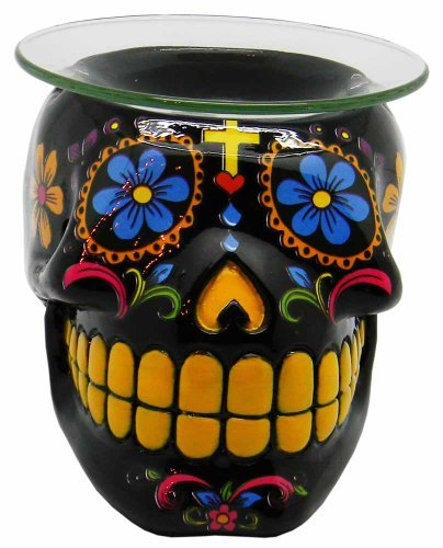 Sugar Skull Wax Warmer