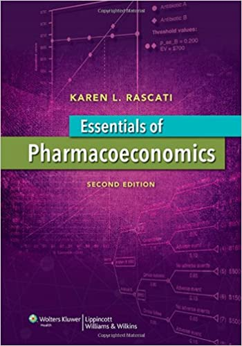 Essentials of Pharmacoeconomics (Point (Lippincott Williams ...