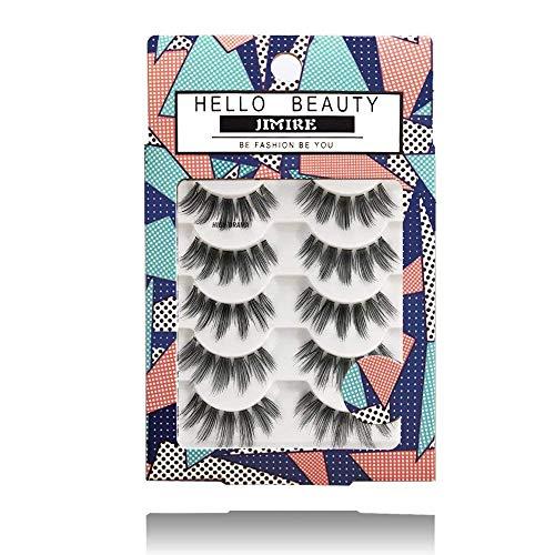 JIMIRE HELLO BEAUTY Multipack Eyelashes product image