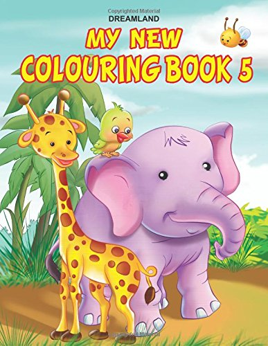 My New Colouring Book 5 (My New Colouring Books)