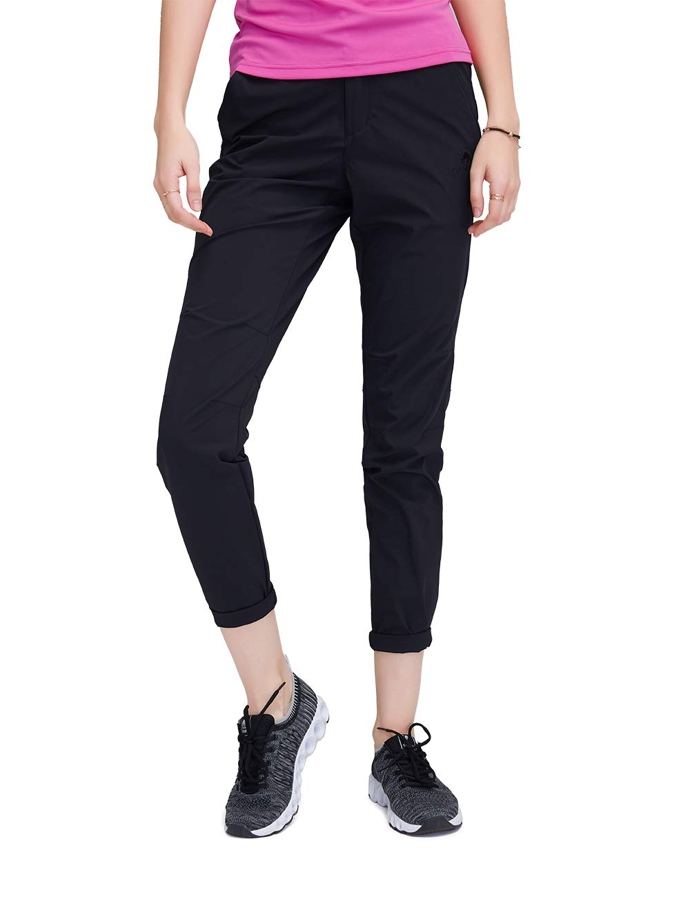 6ace333d2c9 Amazon.com   Camel Mens Womens Hiking Pants Lightweight Quick Dry Casual  Long Trousers   Sports   Outdoors