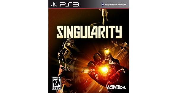Amazon.com: Singularity - Playstation 3: Activision Inc ...