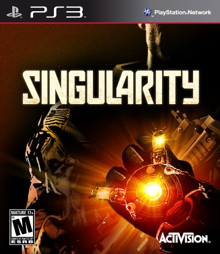 - Singularity - Playstation 3